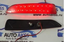 Катафот заднего бампера светодиодны Лада Калина 2.(ВАЗ 2192, хэтчбек)