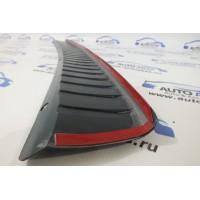 Накладка на задний бампер пластиковая ЛАДА Гранта Седан ТЮН-АВТО