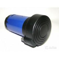 Компрессор для воздушного сигнала 12V (синий)
