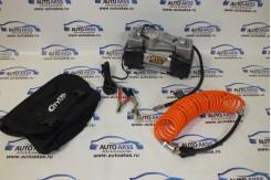 Компрессор автомобильный AC-620 Double Power