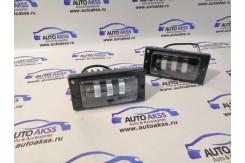 2-х режимные LED-туманки 2110/2114 Sal-man 30W