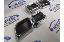 Накладки бампера в стиле AMG