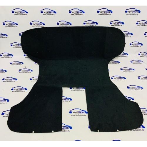 Штатный ковер багажника для Лада Приора седан