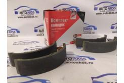 Комплект колодок (завод ) Заднего тормоза