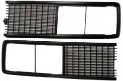 Облицовка радиатора ВАЗ-2106 черный