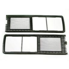 Решетка радиатор ВАЗ 2106 сетка черный