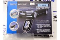 Автосигнализация TIGER SHARK TS 3018 автозапуск