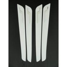 Защита бампера W-3 WHITE