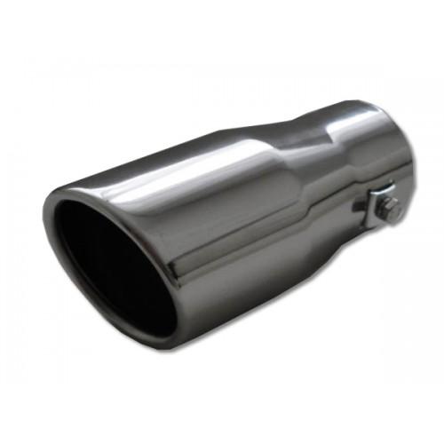 Насадка на глушитель из нержавеющей стали АХ №15013