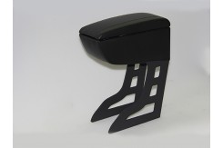 Подлокотник для NISSAN ALMERA кожаный черный