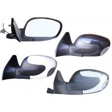 Зеркала заднего вида с тросовым управлением и повторителем. ВАЗ-2108,2113, 2114, 2115. ПОД ПИТЕР. ВОЛНА